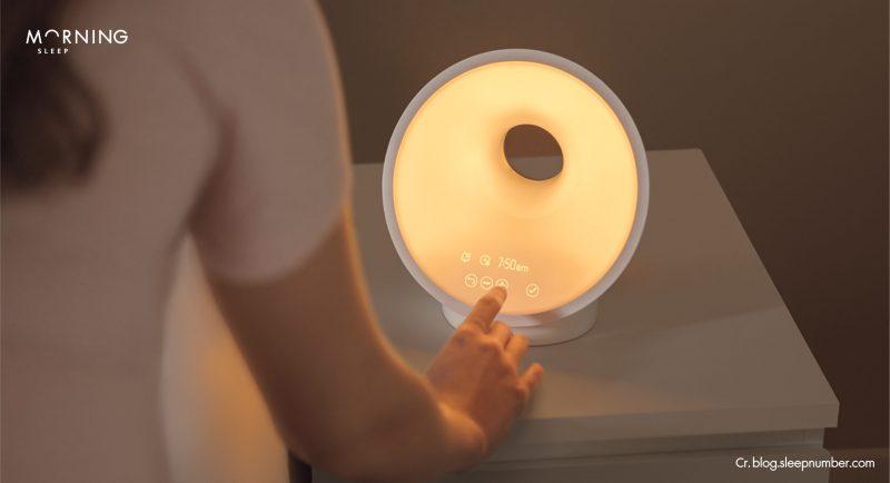 ตื่นนอน ด้วย Philips Somneo Sleep & Wake-Up light