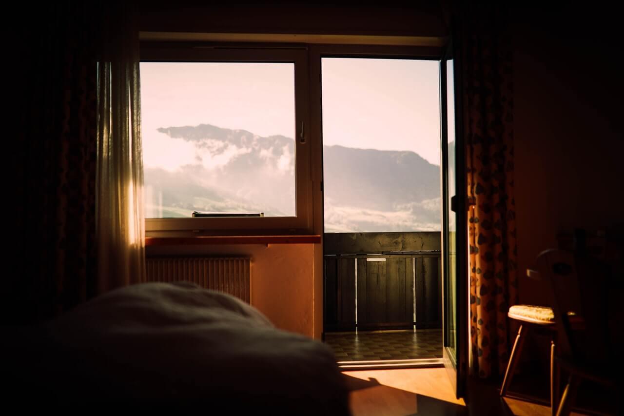 ตื่นนอน ด้วยอุณหภูมิห้องที่พอดี