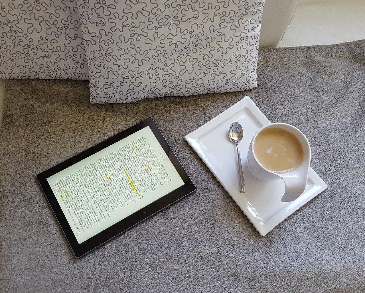 อ่านหนังสือก่อนนอน 2020 ผ่านจอ Tablet Smartphone