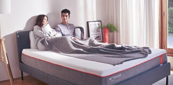 ที่นอนพ็อกเก็ตสปริง Pocket Spring - Morning Sleep Series 2